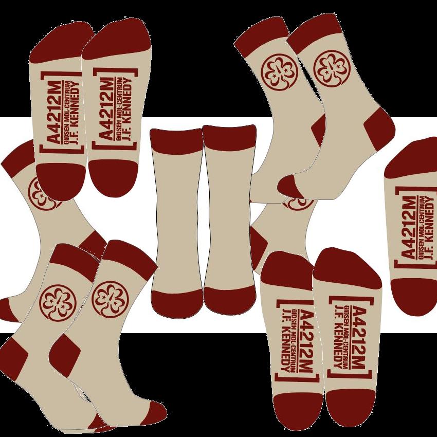 Demofoto sokken-gidsenmol-be-boxed-transparent
